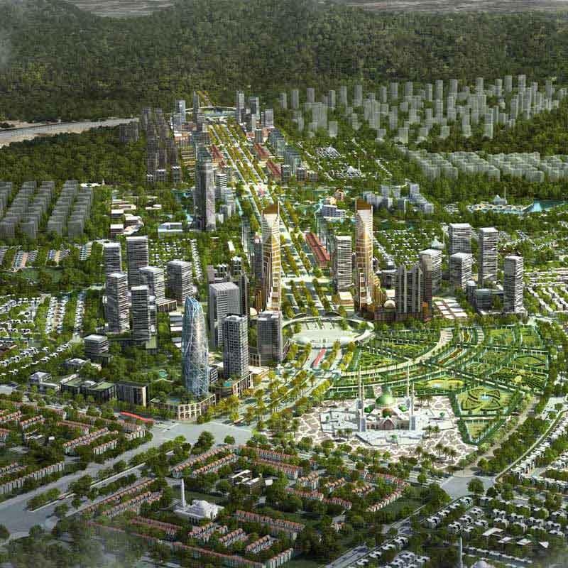 capital smart city in islamabad